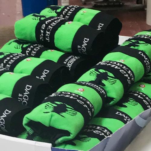 La nouvelle collection de la marque Le slip français, confectionnée par l'entreprise Lemahieu à Lille