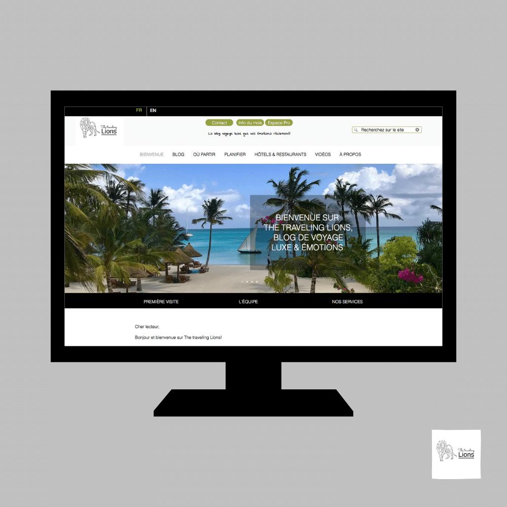 La création d'un contenu multiple: une des forces des blogueurs de voyage