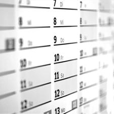 Complicated Staff Scheduling