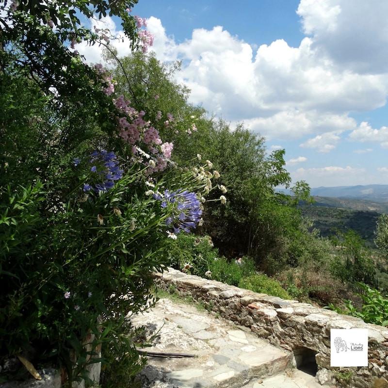 Vue près du Pantanassa, Mystra, Peloponnese