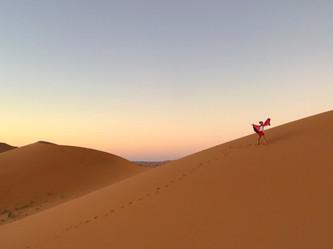 Erg Chebbi, Merzouga : la magie des dunes du Sahara marocain  (Récit de voyage & guide pratique)