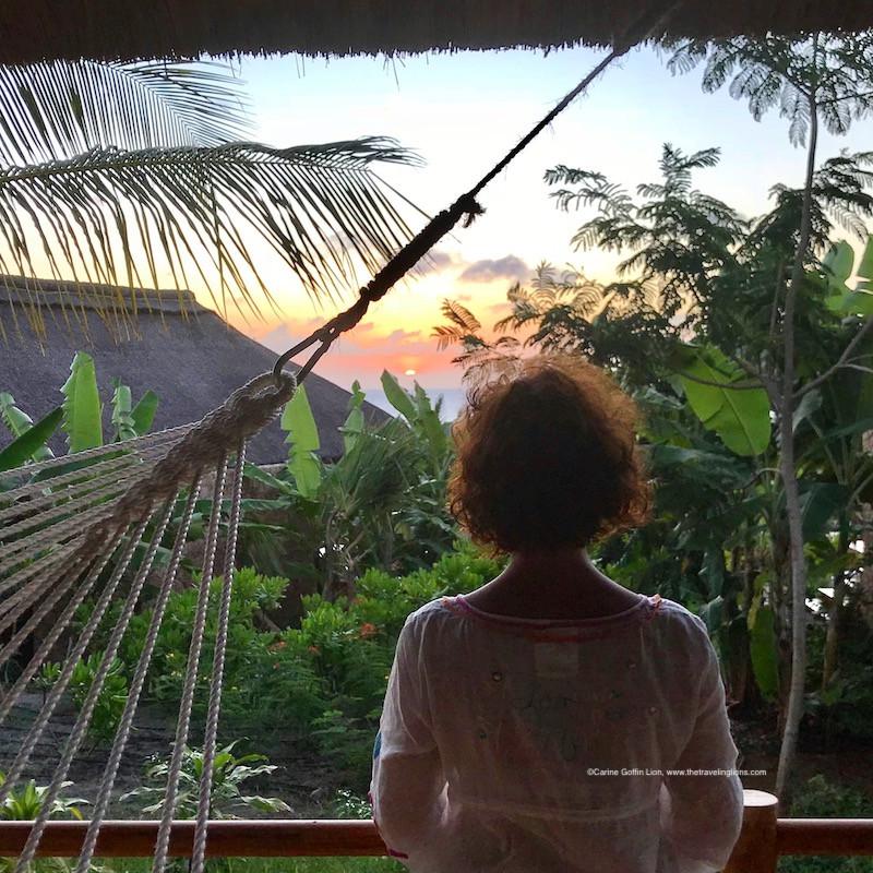 Coucher de soleil, Zanzibar