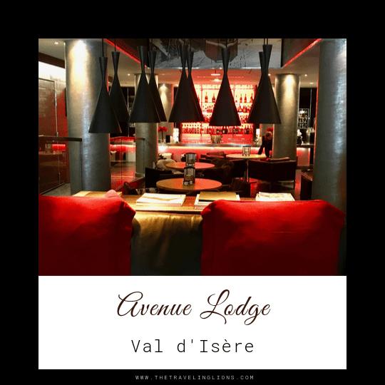Lien vers la critique  (avis - review) de l'hôtel Avenue Lodge, réalisée sur base de notre expérience  authentique