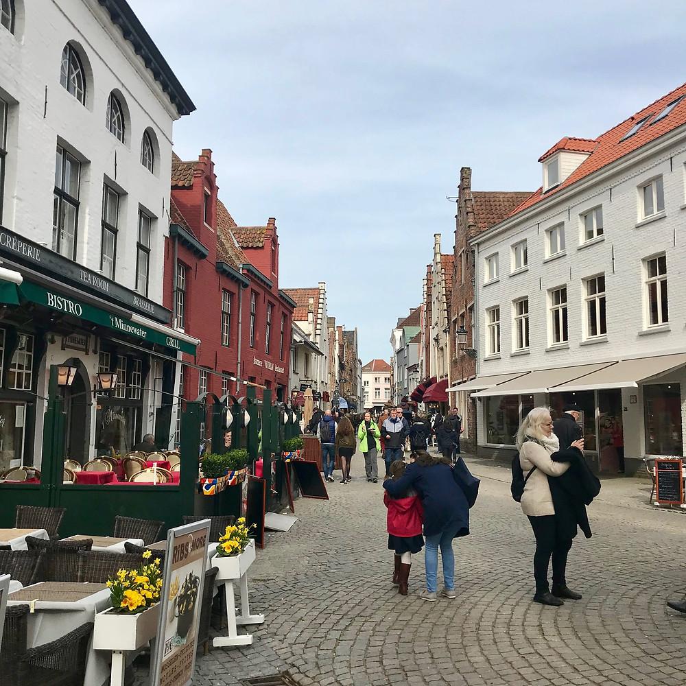 Wijngaardstraat, Bruges