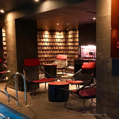 espace pour se détendre au spa de l'hôtel avenue Lodge, 5 étoiles situé au centre du village de val d Isère, station de ski reliée à Tignes par l'espace Killy
