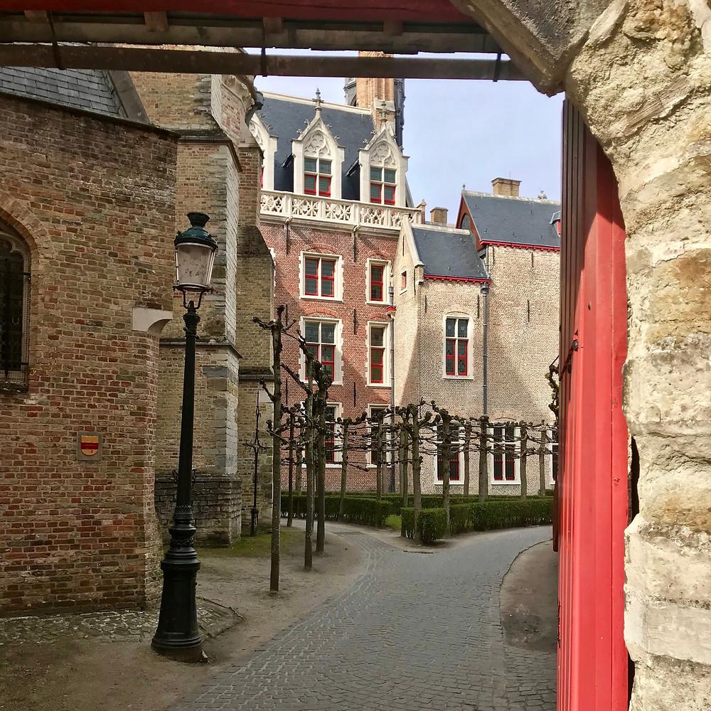 Onze lieve Vrouw Kerk Bruges , Gruuthuse