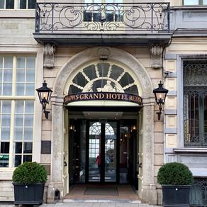 GAND - PILLOWS GRAND HOTEL REYLOF  - AVIS  CRITIQUE