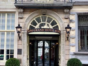 Pillows Grand Hotel Reylof , un hôtel boutique chic et trendy à Gand - Avis détaillé