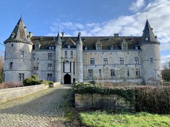 Visite exceptionnelle du château de Fallais | Parc naturel Burdinale - Mehaigne (Liège)