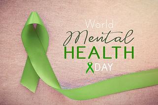 Green Ribbon, world Mental health day.jp