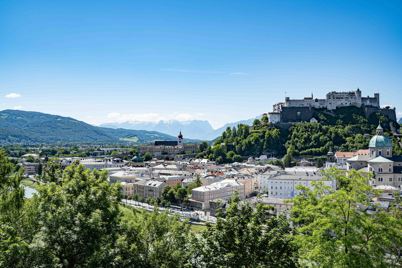 Weltkulturerbe Salzburg