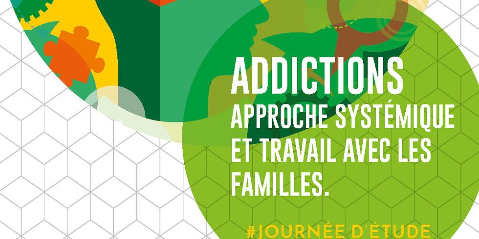 Addictions : approche systémique et travail avec les familles