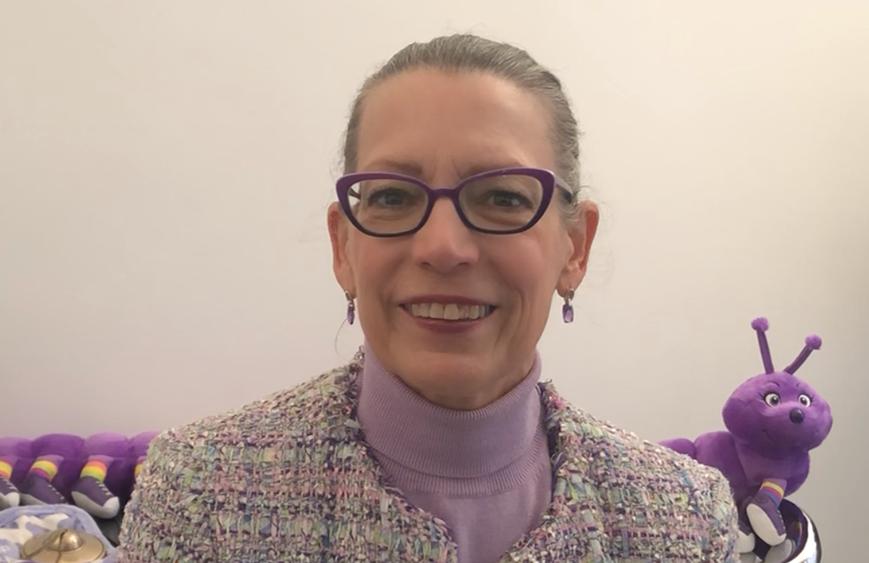 Jane Turner, psychologue clinicienne