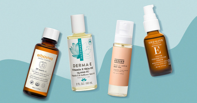 8 Best Vitamin E Oils of 2020 - Approved by Nurses