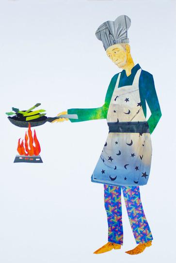 ¡Vete a Freír Espárragos! /Go Fry Aspargus