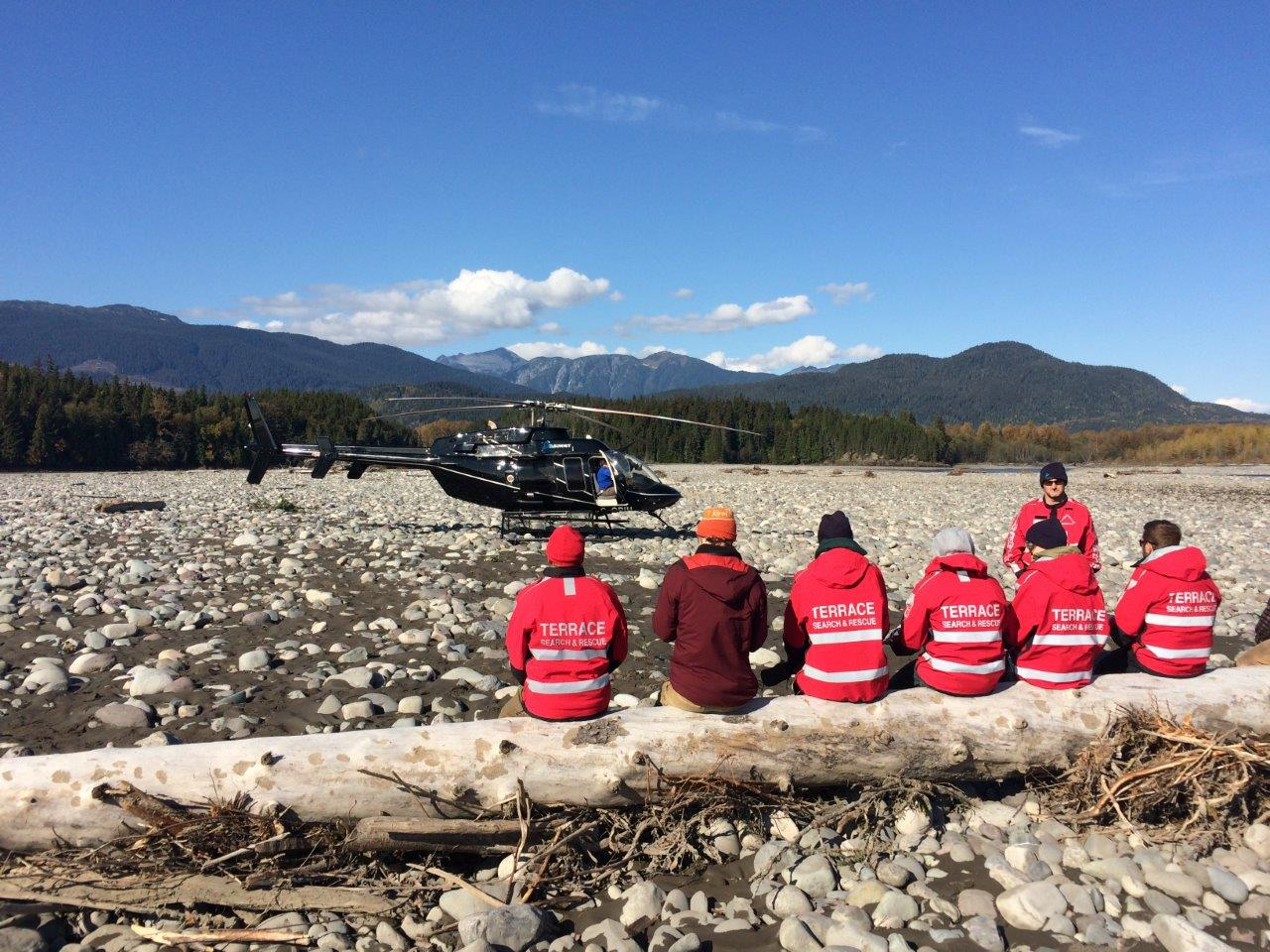 Summit Helicopter Training 2016