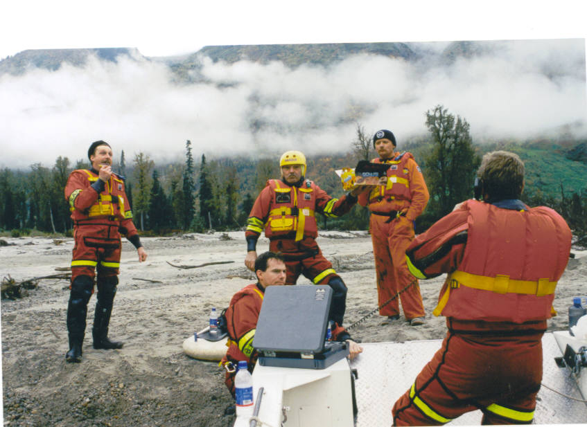 Searches and Rescues