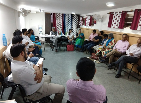 Bangalore Round Table | Indian School of Democracy