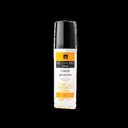 Heliocare 360 Gel Oil-free Tinted Sunblock