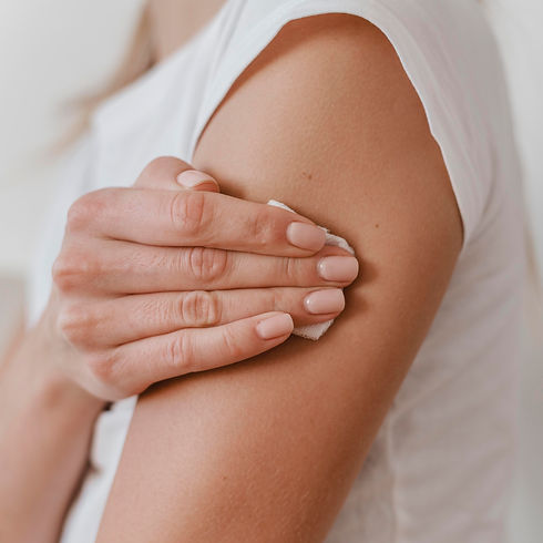 side-view-woman-holding-her-arm-after-ge