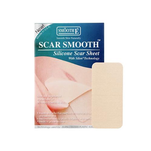 Scar Smooth silicone gel sheet