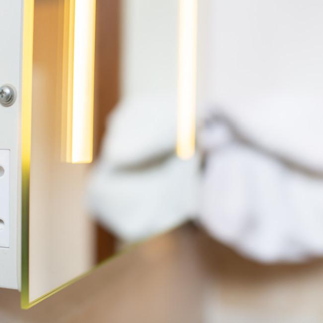 Oliva Bathroom Mirror