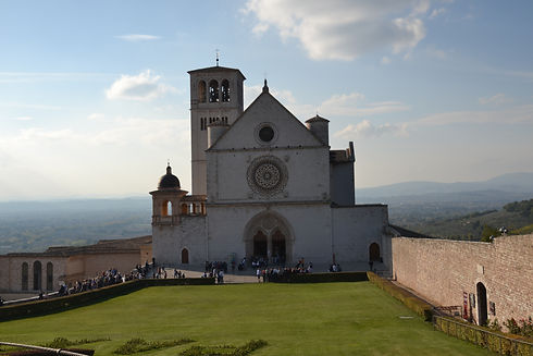 Basilica of Saint Francis of Assisi | Things to do in Umbria