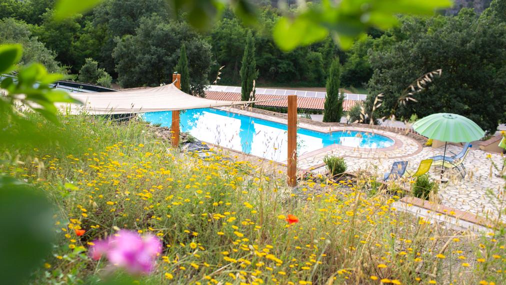 Casa Nestore Solar heated pool