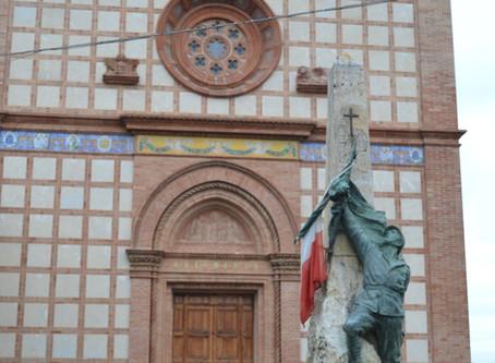 Church of San Giovanni Battista - Castiglione della Valle