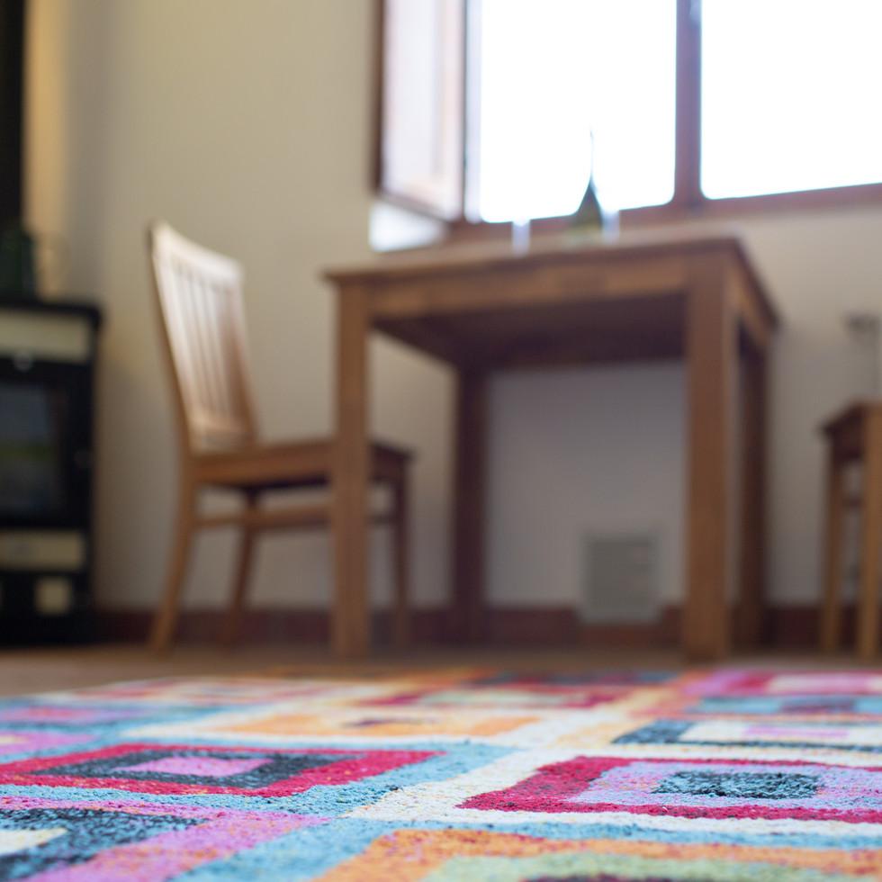 Casa Nestore Dining Table/ Living Area