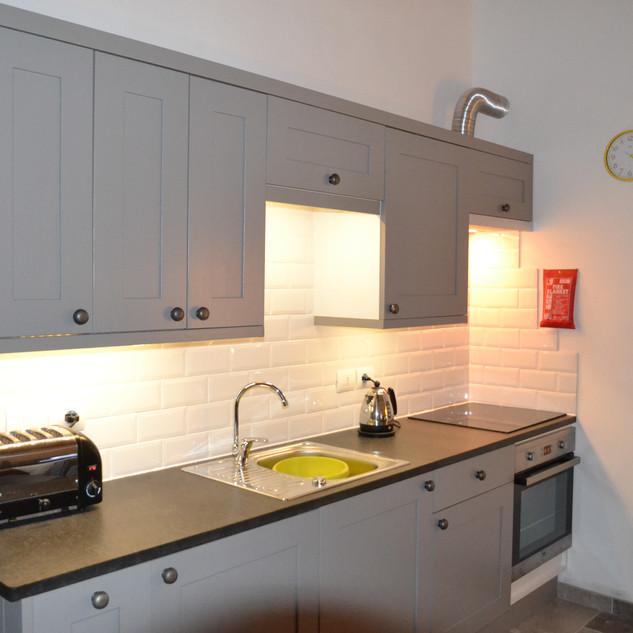 Fico Apartment Kitchen
