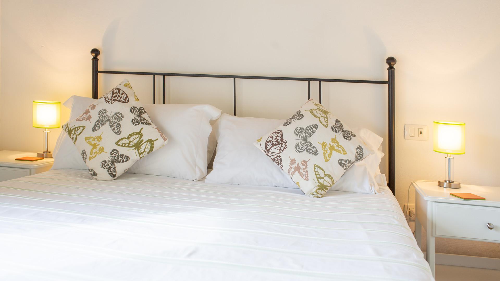 double bedroom Fico Apartment