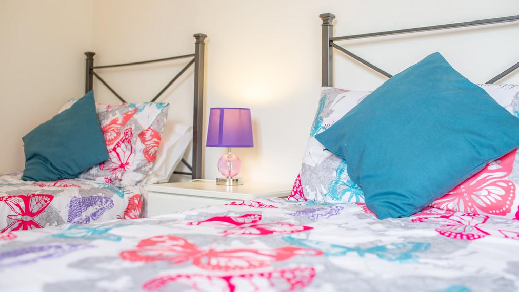 Fico twin bedroom