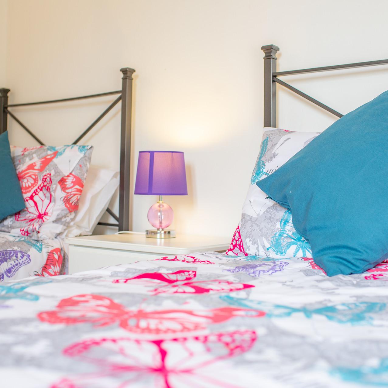 Casa Nestore Twin Bedroom