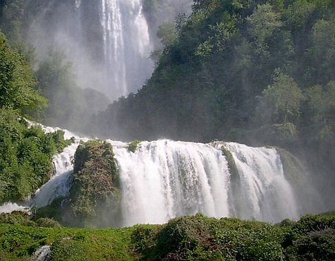 Marmore Falls Umbria | Things to do in Umbria