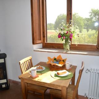 Breakfast in Oliva appartment