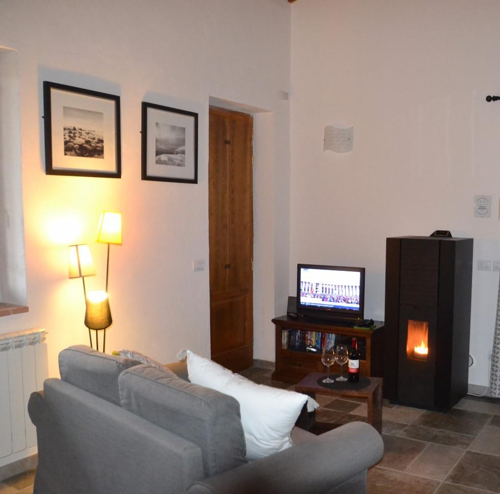Fico Apartment Living Area