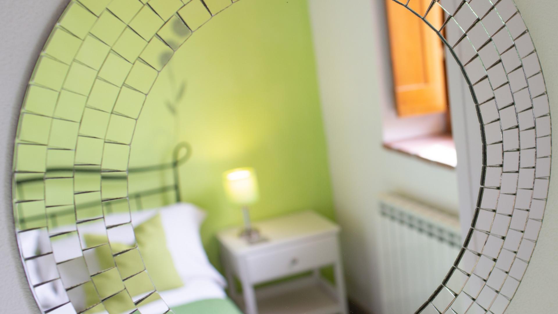 Mirror Fico double bedroom