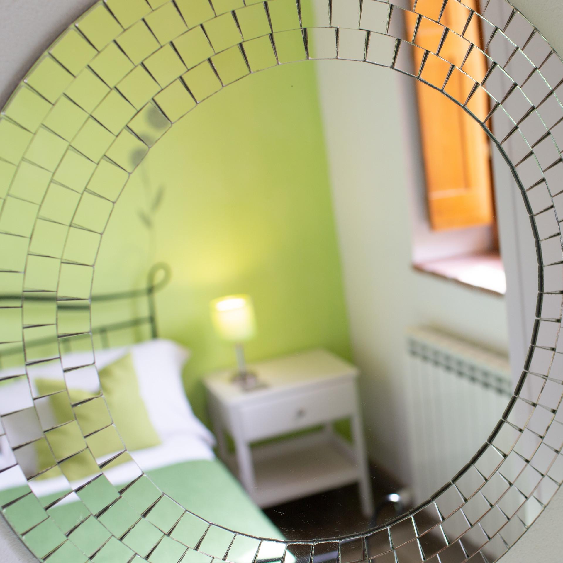 Casa Nestore Bedroom Mirror