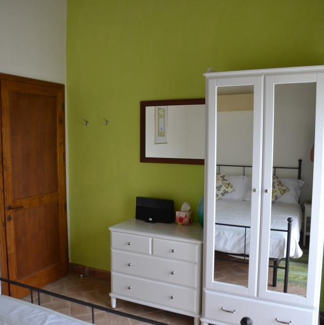 Oliva Apartment Bedroom