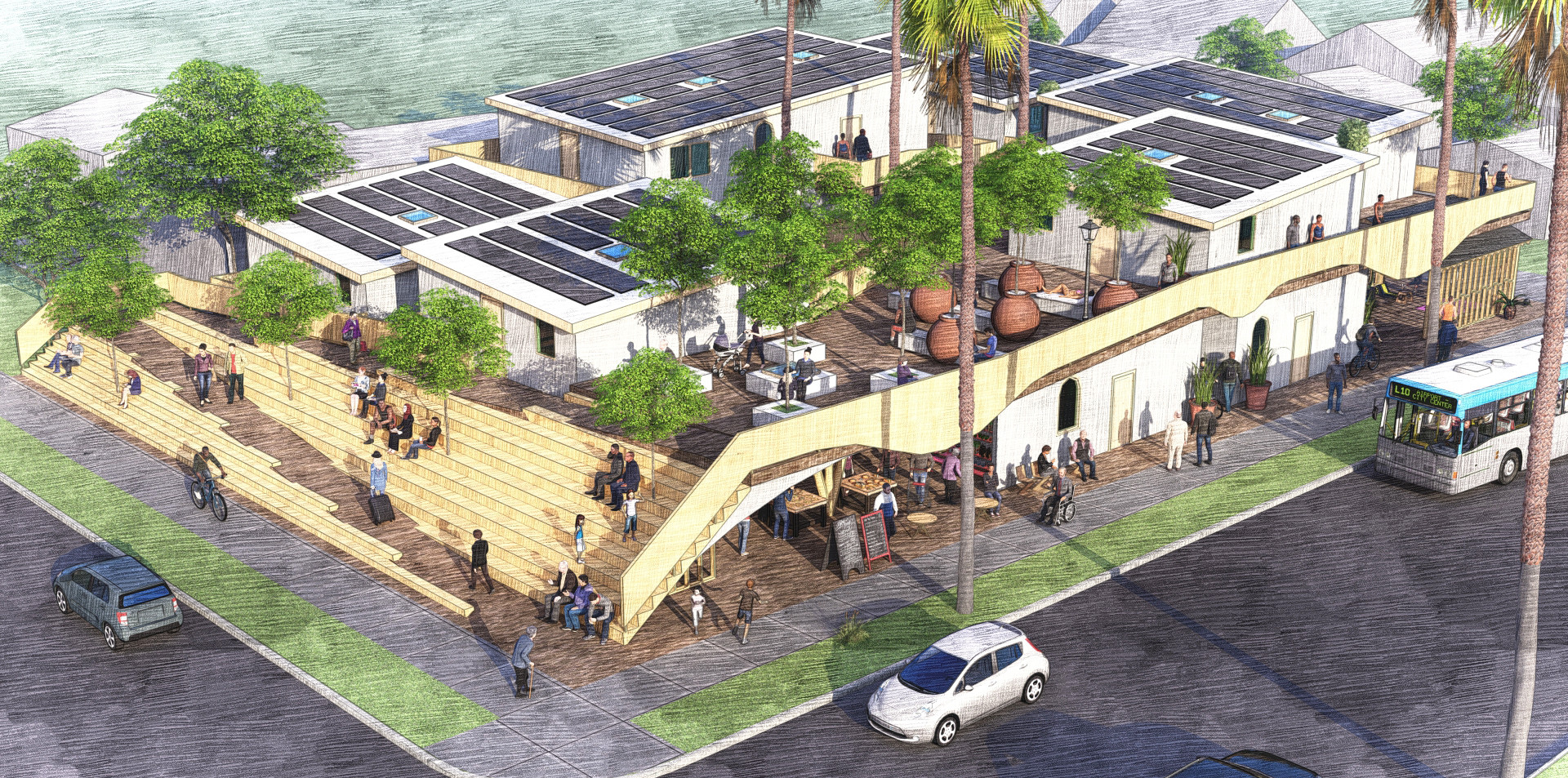 Low Rise: Housing Ideas for Los Angeles