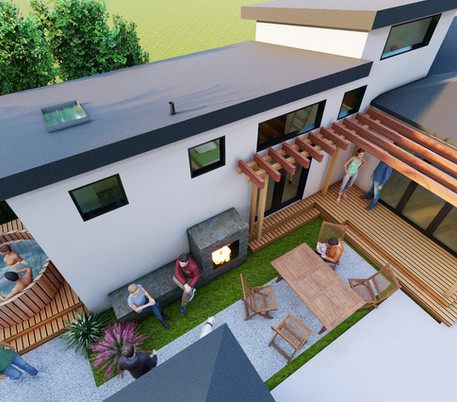 LA Home Addition Design