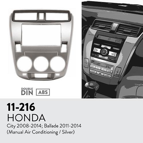 11-216 for HONDA City 2008-2014; Ballade 2011-2014