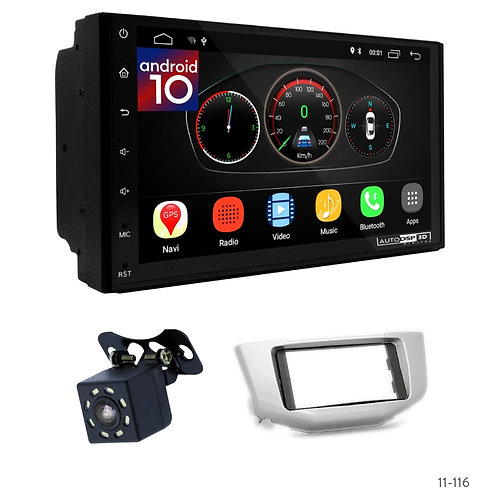 """7"""" DSP Car Radio+Fascia Kit Compatible with Toyota Harrier 03-12"""
