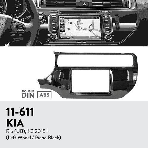 11-611 Compatible with KIA Rio (UB), K3 2015+
