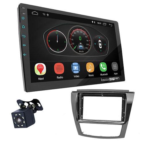 "9"" DSP Car Radio+Fascia Kit Compatible with JAC Refine S5 2013+"