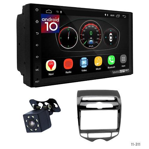 "7"" DSP Car Radio+Fascia Kit Compatible with Hyundai iX-20 2010+"