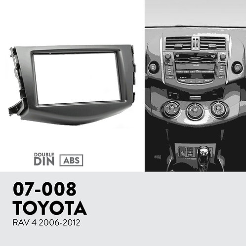 07-008 Compatible with TOYOTA RAV 4 2006-2012