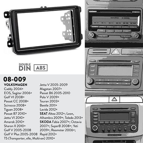 08-009 Compatible with VOLKSWAGEN Caddy 2004+; EOS, Sagitar 2006+; Golf