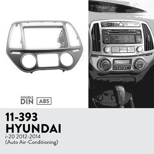 11-393 Compatible with HYUNDAI i-20 2012-2014